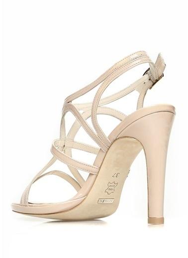 Beymen Collection İnce Topuklu Sandalet Ten
